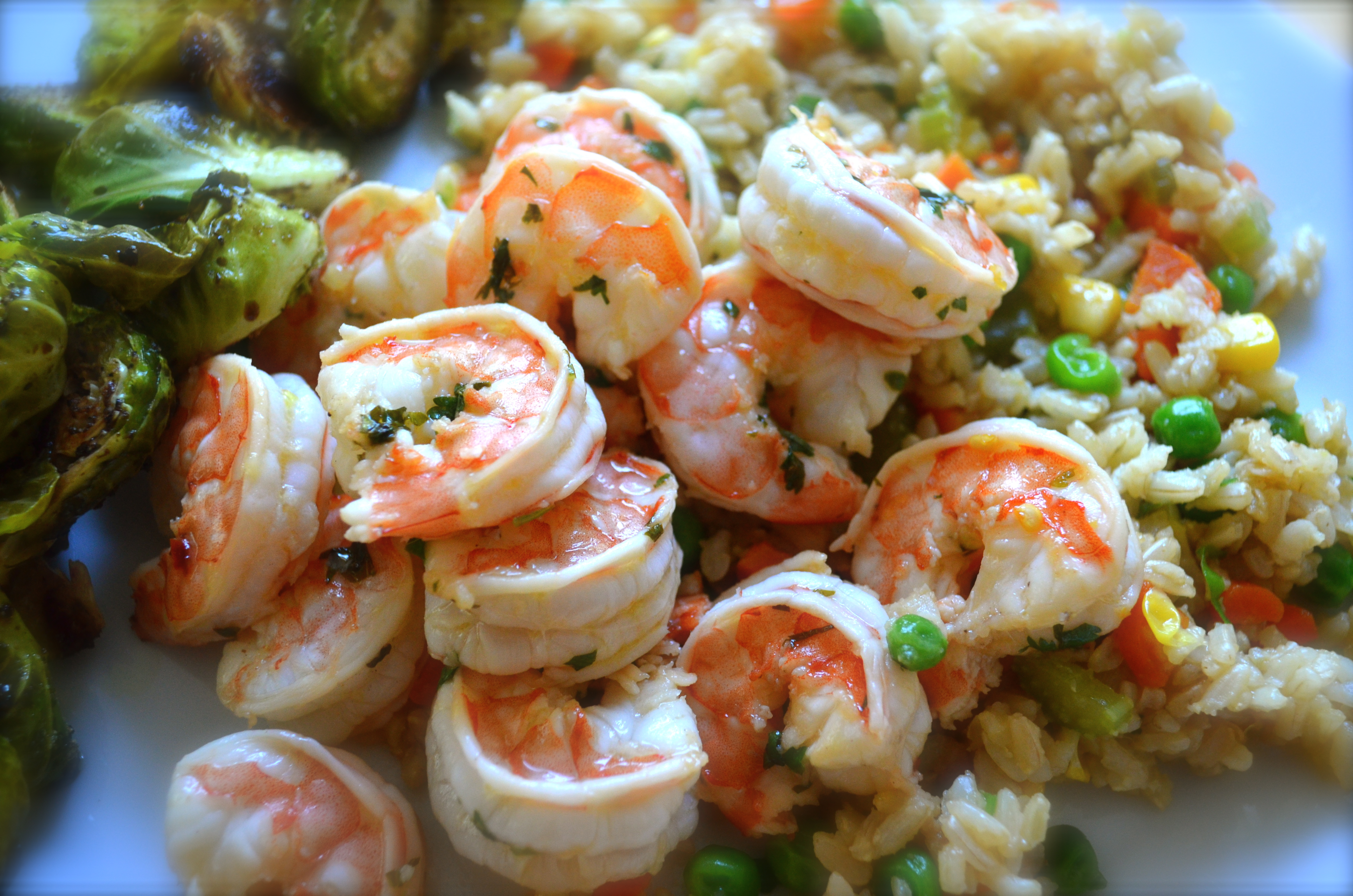 Cilantro Lime Shrimp | Mikey's In My Kitchen