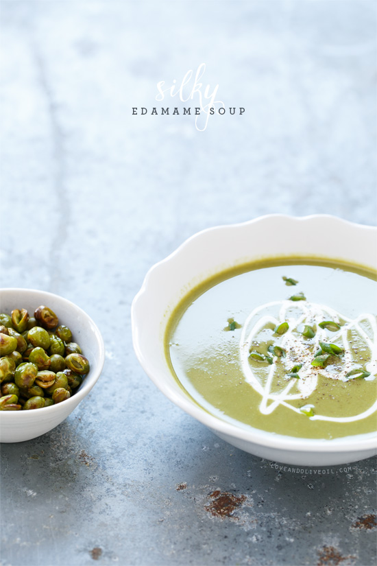 edamame-soup
